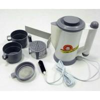 فلاسک فندکی و چای ساز همراه مسافرتی ماشین