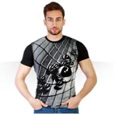 تی شرت سه بعدی مردانه