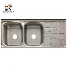 سینک ظرفشویی الماس کد 1